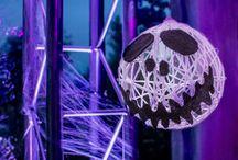 Ambientación Halloween!!! / Te compartimos imágenes de esta ambientación super temática... Vos también podes festejar en tu casa, halloween es una idea genial para disfrutar con amigos de una fiesta diferente!
