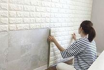 Seinä materiaalit