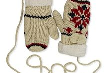 Wearing Winter! / by Myst Designs