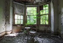 Abandoned spirits