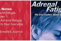 Jen Notes: Adrenal Fatigue
