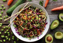 Salades et vinaigrettes