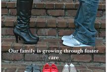 Foster Care / by Kristen Walpole