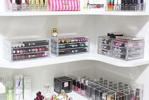 Beauty organiser