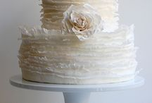 Cakes and weddings and other pretty party things