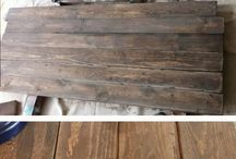 Rustic/Reclaimed Wood