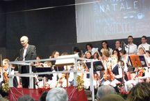 Concerto Natale dedicato a Fabrizio Catalano, scomparso ad Assisi nel luglio 2005 / http://www.fabriziocatalano.it/concerto-di-natale-dedicato-a-fabrizio-catalano/ ASPETTANDO IL SUO RITORNO l' AGAMUS, l'orchestra dove Fabrizio suonava, dedica il  CONCERTO DI NATALE A FABRIZIO E ALLA SUA FAMIGLIA