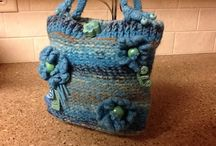 CROCHET and KNIT / by Terry Stratton