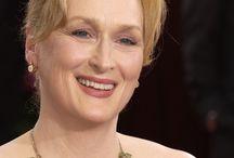 Meryl Streep / by Serious Sam