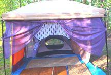 Camping und Festivals