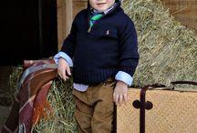 Preppy Kids / kids dressed with the preppy style