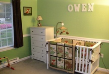 Nursery Ideas / by Ashley Smith