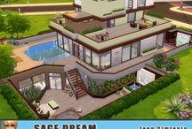 Sims inspirasjon
