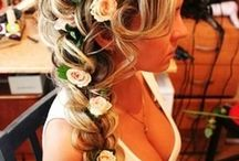 Anjali's hair