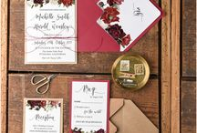 paper cards, invitation, idea and other