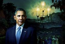 Pres obama / by Gloria Davis