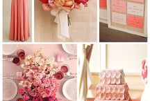 Wedding Hue: Red & Pinks