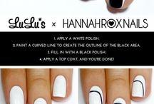 nail tutorials.