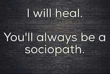 Take a leaf from my book... / Abusive relationships and RECOVERY