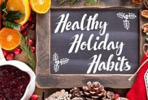Holiday Eating / Holiday recipes and traditions