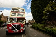Wedding transport / Ideas for your wedding day transport