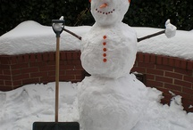 van sneeuwpop tot sneeuwsculpture