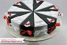 SU Pie Cake Box