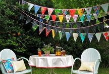Banners, Buntings, & Garlands / by B L