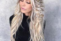 Szép hajfonások