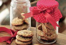 envoltorio para galletas. pan de pascua