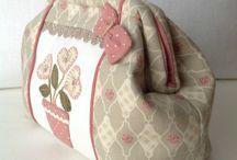 bolsos patchwork / patchwork