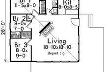 Small space living / by Judy Aho