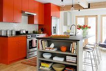 House - Kitchens / by Emily Born