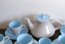 Twintone / Poole Pottery