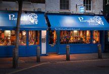 travel : london eat