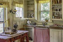 Country kuchyne