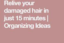 Hair treatment homemade