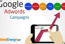 Google AdWords / Google AdWords is a great way to advertise your site.