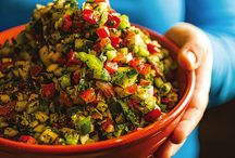 Recipes - Salad / by Pam Black