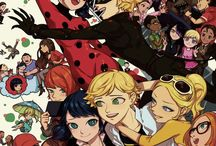 Miraculos Ladybug and Chat Noir