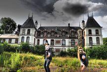 Urbex Chateau