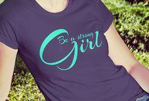 Fashion von beastronggirl_com / Starke Frauen mit coolen Outfits, klarer Aussage.