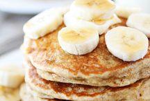 Recetas - Desayuno/Panquecas Dulces