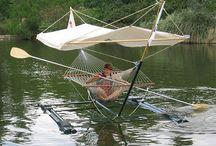 плавающий гамак