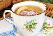 Chá, Café / by Beth Guimarães