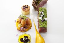 Plate presentations | Inspirations / Food Art