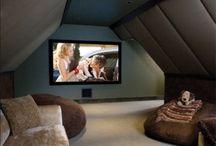 Home theatre room ideas