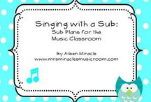 Sub Plans / by Laura Winslow