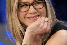 Stars with glasses / Gli occhiali come li indossano le celebrità