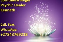Spiritually Guided Life Force Energy, Psychic Kenneth, WhatsApp: +27843769238